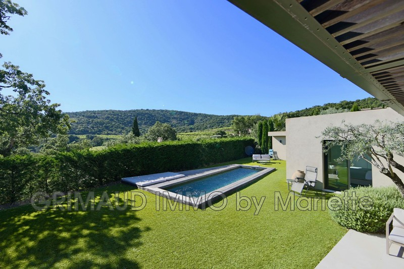 Photo n°2 - Vente maison contemporaine Grimaud 83310 - 1 290 000 €