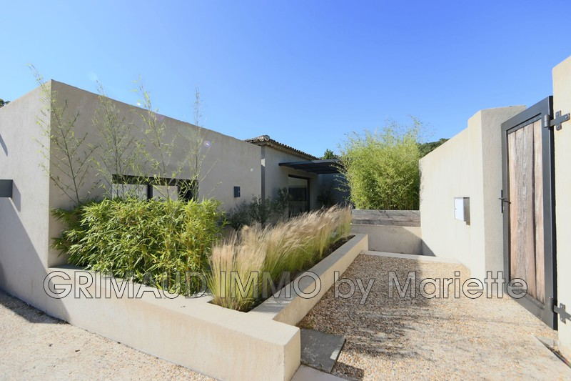 Photo n°5 - Vente maison contemporaine Grimaud 83310 - 1 290 000 €