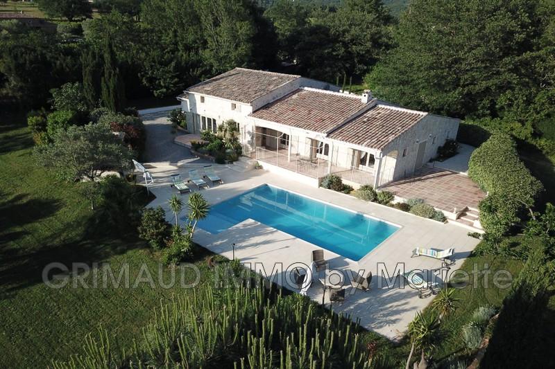 Photo n°4 - Vente maison en pierre La Garde-Freinet 83680 - 1 495 000 €