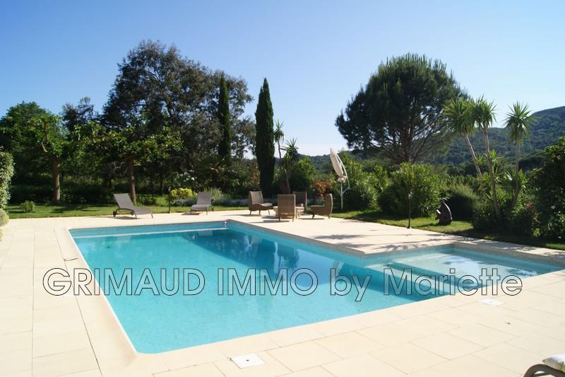 Photo n°6 - Vente maison en pierre La Garde-Freinet 83680 - 1 495 000 €