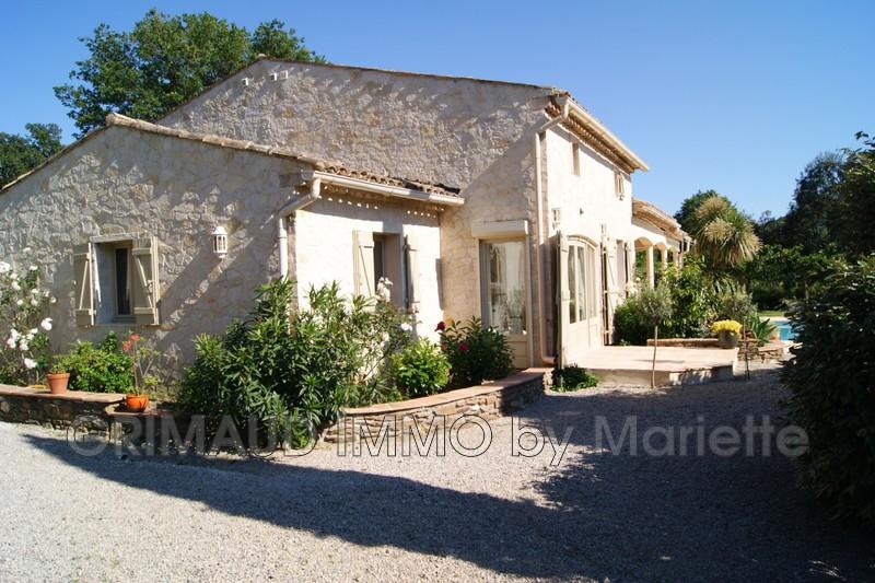 Photo n°8 - Vente maison en pierre La Garde-Freinet 83680 - 1 495 000 €