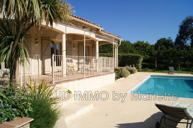 Photo n°2 - Vente maison en pierre La Garde-Freinet 83680 - 1 495 000 €