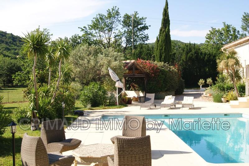 Photo n°5 - Vente maison en pierre La Garde-Freinet 83680 - 1 495 000 €