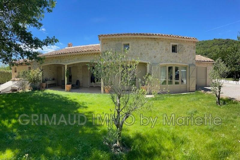 Photo n°3 - Vente maison en pierre La Garde-Freinet 83680 - 1 495 000 €