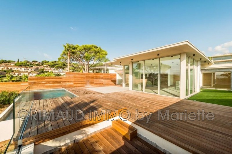 Photo n°3 - Vente Maison villa Sainte-Maxime 83120 - 2 187 600 €