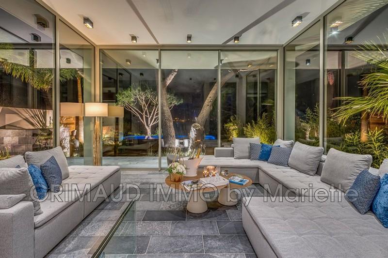 Photo n°4 - Vente Maison villa Sainte-Maxime 83120 - 2 187 600 €