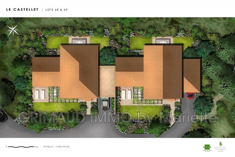 Photo n°3 - Vente Maison villa provençale La Motte 83920 - 640 000 €