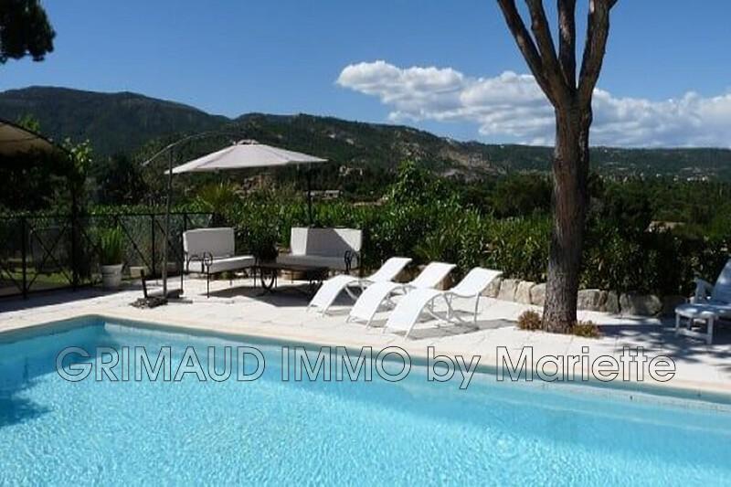 Photo n°7 - Vente Maison villa provençale Le Plan-de-la-Tour 83120 - 1 395 000 €