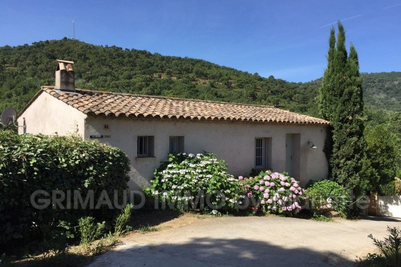 Photo n°2 - Vente Maison villa provençale Grimaud 83310 - 695 000 €