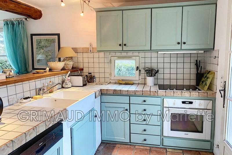 Photo n°6 - Vente Maison villa provençale Grimaud 83310 - 695 000 €