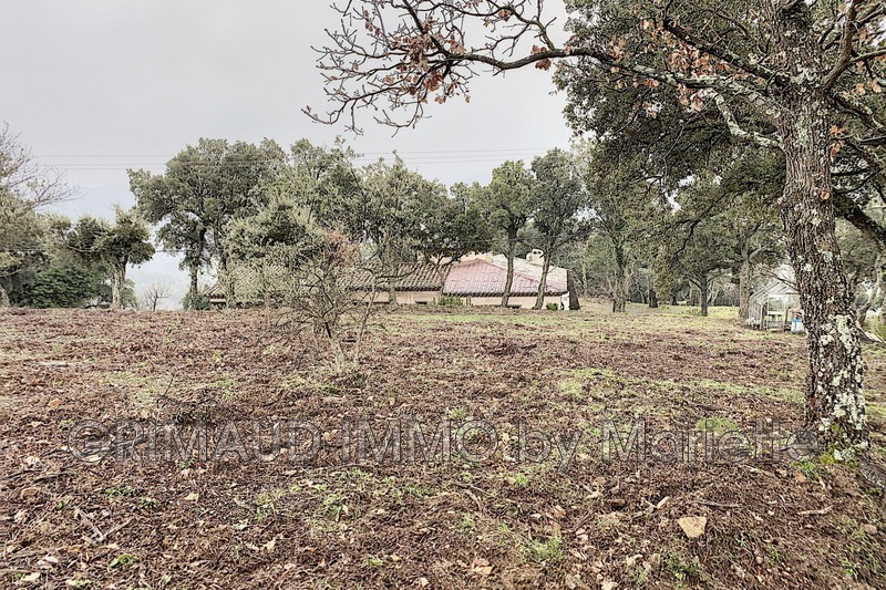 Photo n°1 - Vente terrain Grimaud 83310 - 525 000 €