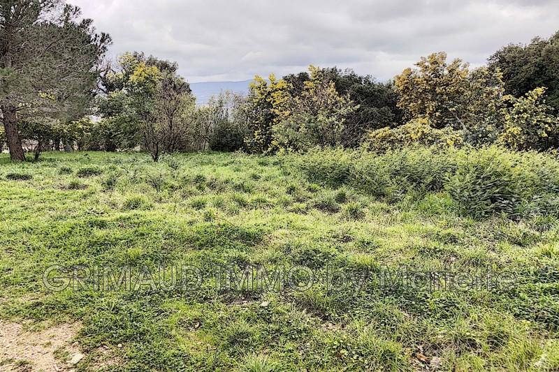 Photo n°3 - Vente terrain Grimaud 83310 - 525 000 €