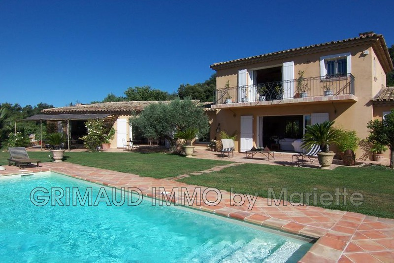 Photo n°1 - Vente Maison villa Grimaud 83310 - 2 630 000 €