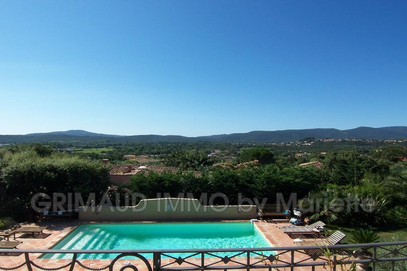 Photo n°2 - Vente Maison villa Grimaud 83310 - 2 630 000 €