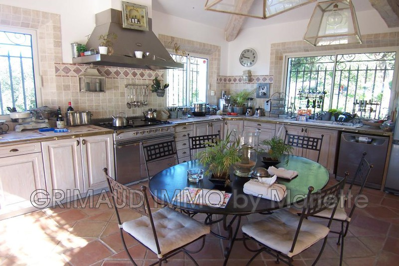 Photo n°3 - Vente Maison villa Grimaud 83310 - 2 630 000 €