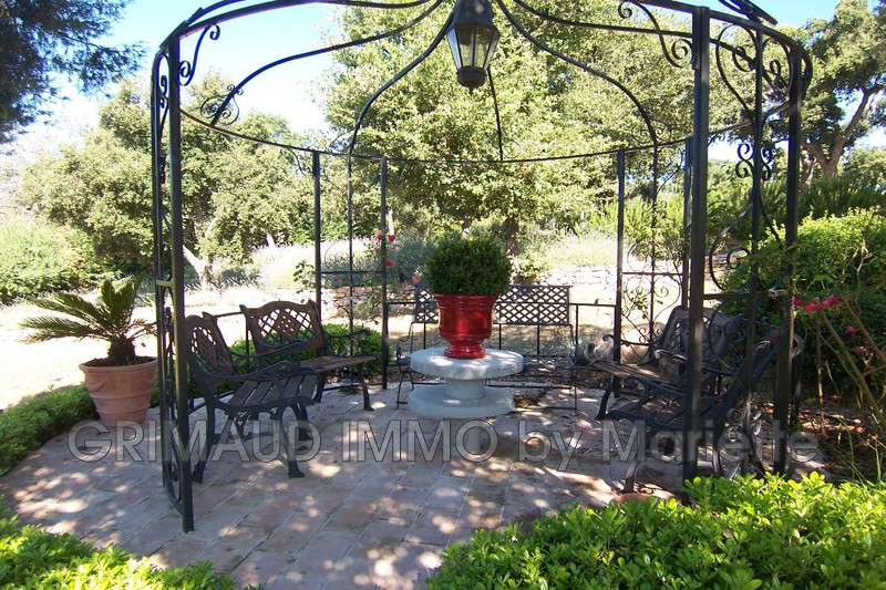 Photo n°14 - Vente Maison villa Grimaud 83310 - 2 630 000 €