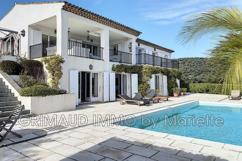 Photo n°3 - Vente Maison villa Grimaud 83310 - 1 980 000 €