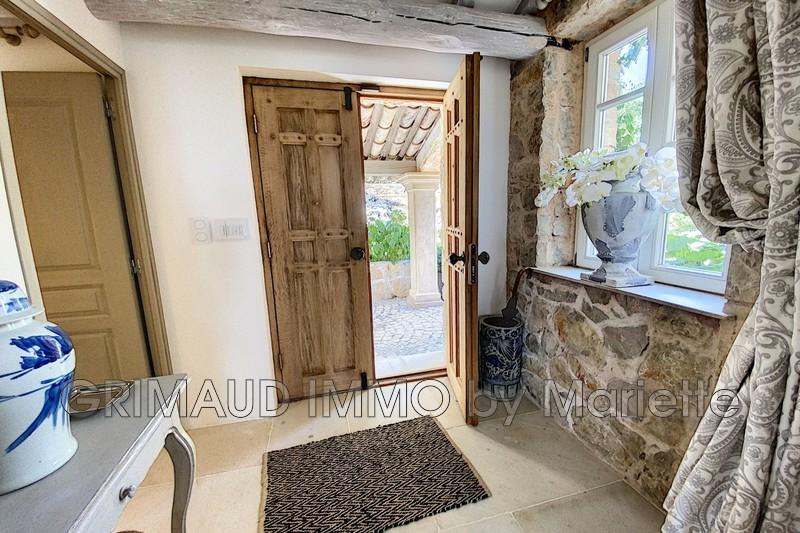Photo n°6 - Vente Maison villa provençale Grimaud 83310 - 4 800 000 €