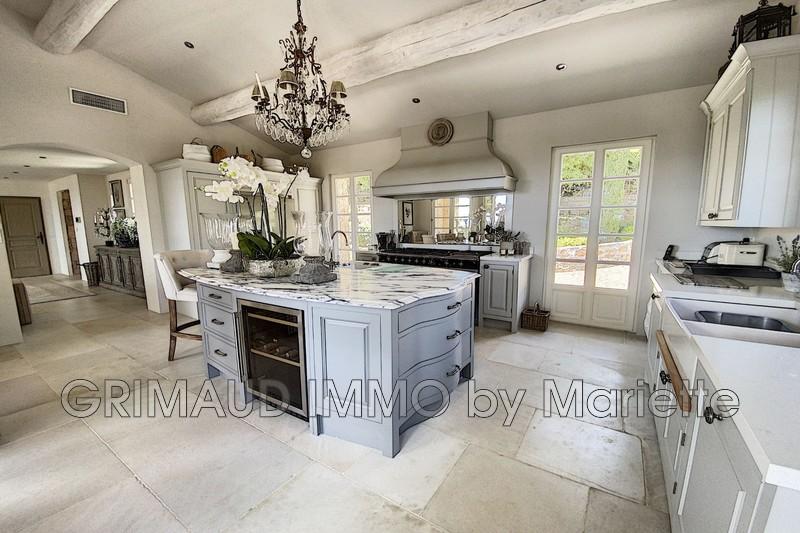 Photo n°11 - Vente Maison villa provençale Grimaud 83310 - 4 800 000 €