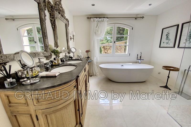 Photo n°16 - Vente Maison villa provençale Grimaud 83310 - 4 800 000 €