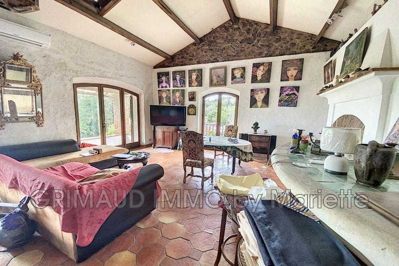 Photo n°8 - Vente Maison villa provençale Grimaud 83310 - 840 000 €