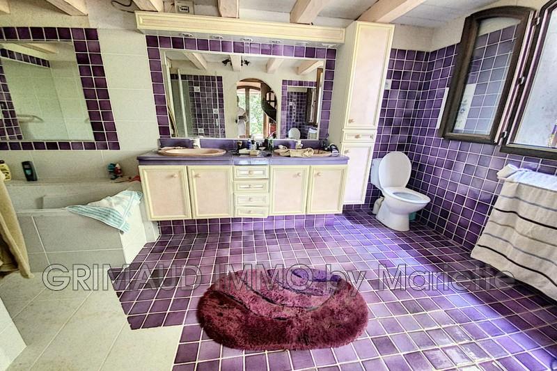 Photo n°9 - Vente Maison villa provençale Grimaud 83310 - 840 000 €