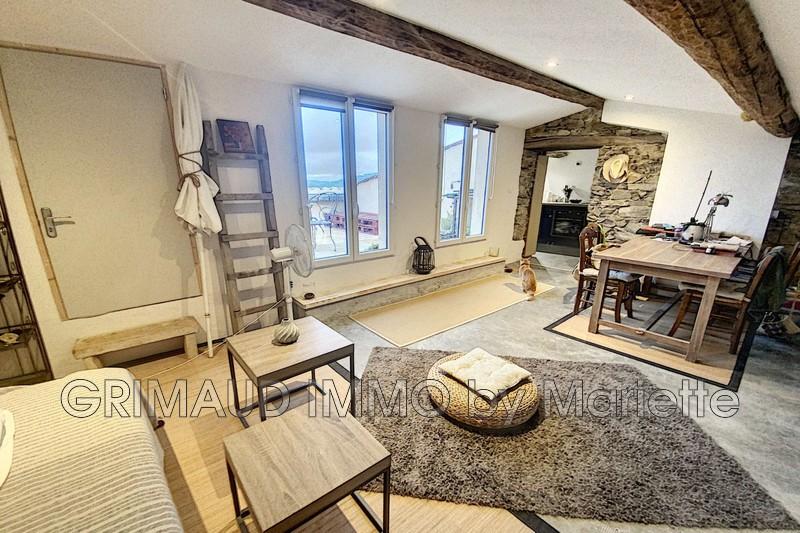 Photo n°3 - Vente maison de village La Garde-Freinet 83680 - 438 000 €