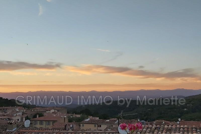 Photo n°2 - Vente maison de village La Garde-Freinet 83680 - 438 000 €