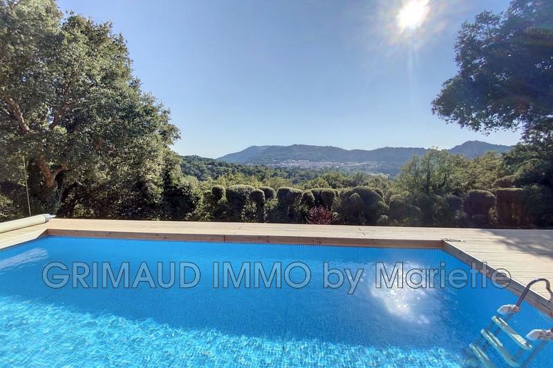 Photo n°1 - Vente maison de campagne La Garde-Freinet 83680 - 615 000 €