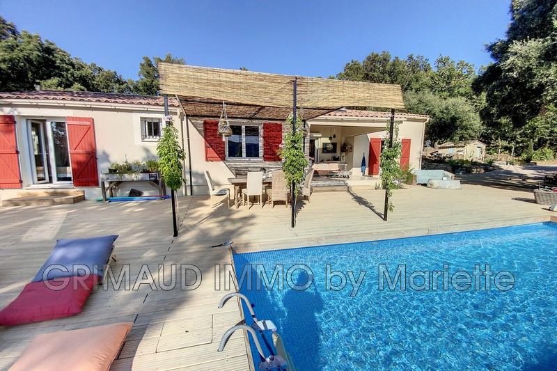 Photo n°2 - Vente maison de campagne La Garde-Freinet 83680 - 615 000 €