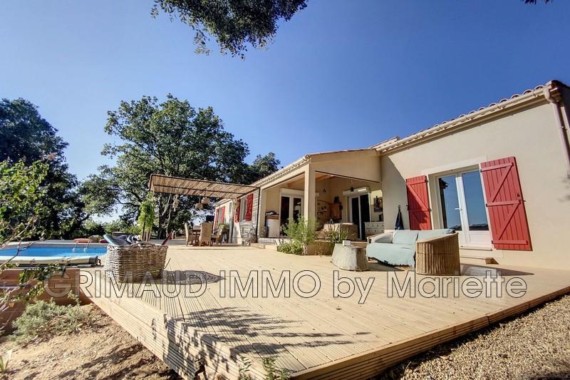 Photo n°3 - Vente maison de campagne La Garde-Freinet 83680 - 615 000 €