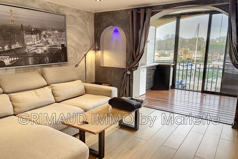Photo n°2 - Vente appartement Port cogolin 83310 - 199 500 €