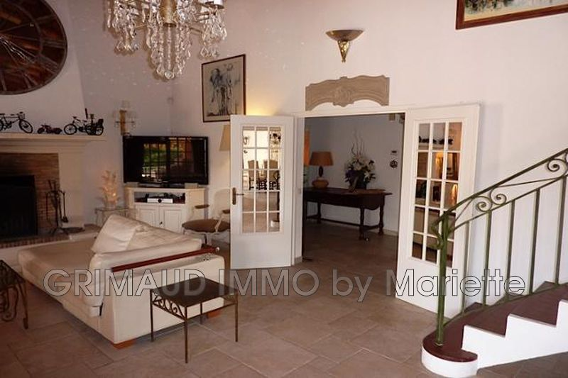 Photo n°9 - Vente Maison villa provencal Grimaud 83310 - 2 995 000 €
