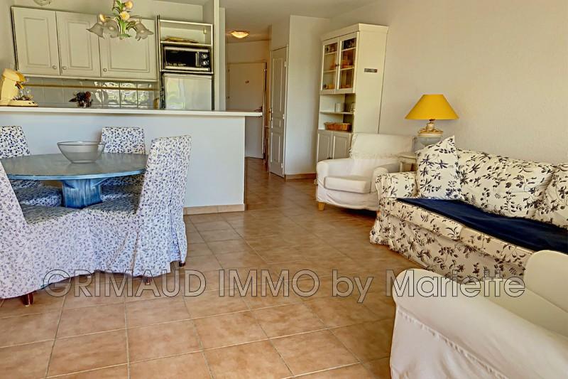 Photo n°2 - Vente Appartement rez-de-jardin Port grimaud 83310 - 290 000 €