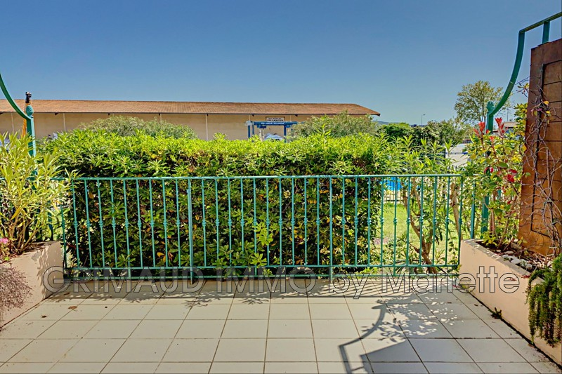 Photo n°11 - Vente Appartement rez-de-jardin Port grimaud 83310 - 290 000 €