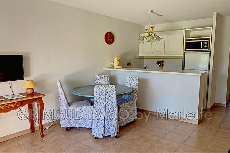 Photo n°4 - Vente Appartement rez-de-jardin Port grimaud 83310 - 290 000 €