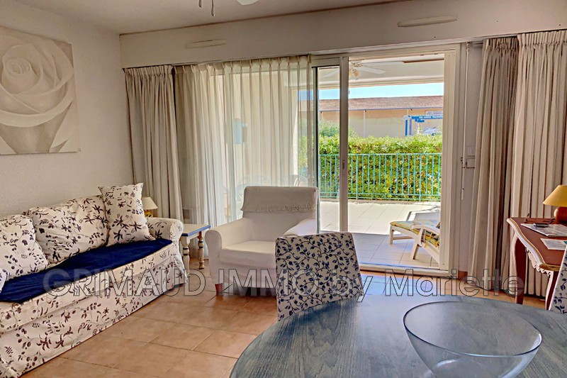 Photo n°5 - Vente Appartement rez-de-jardin Port grimaud 83310 - 290 000 €