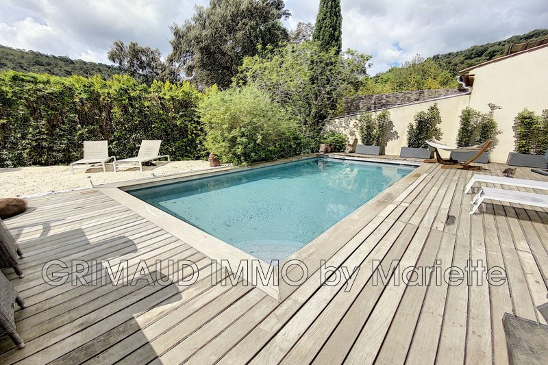 Photo n°3 - Vente Maison  villa Grimaud 83310 - 795 000 €