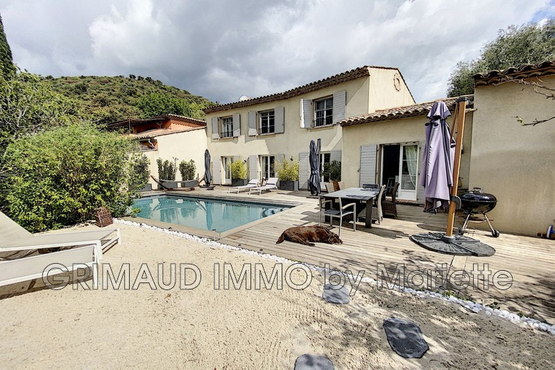 Photo n°2 - Vente Maison  villa Grimaud 83310 - 795 000 €