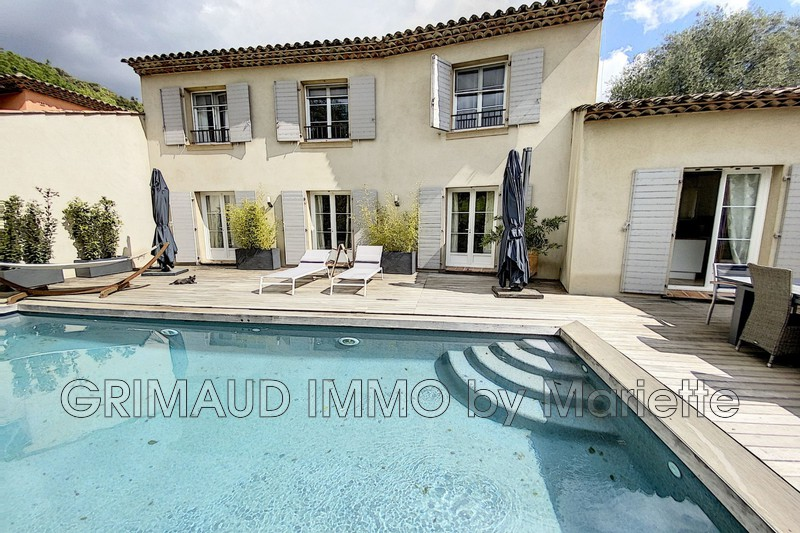 Photo n°1 - Vente Maison  villa Grimaud 83310 - 795 000 €