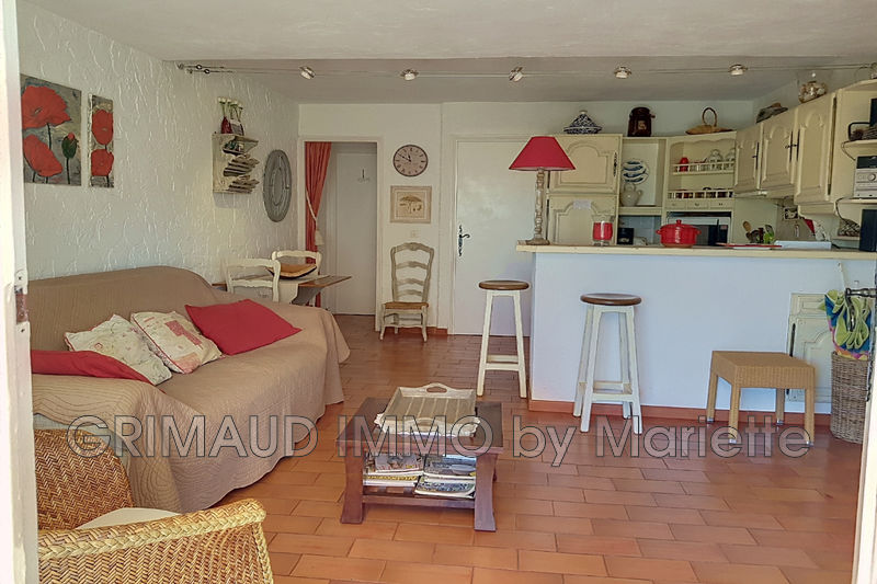 Photo n°3 - Vente appartement Grimaud 83310 - 210 000 €