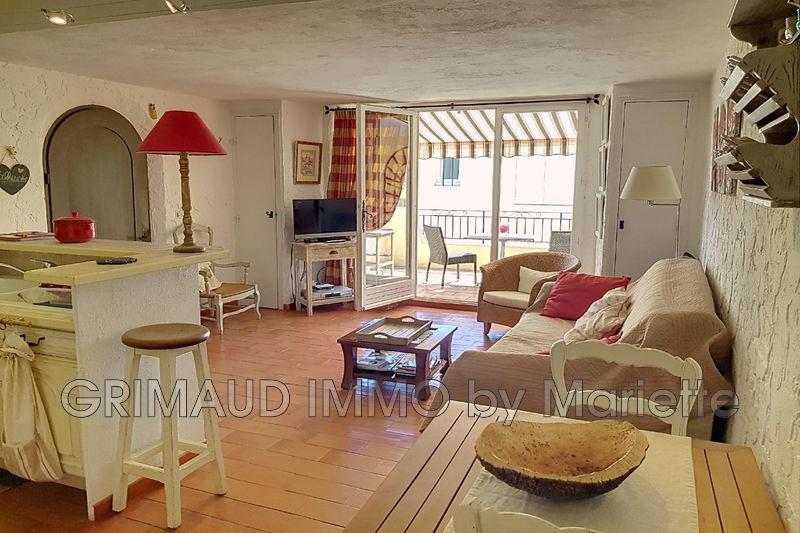 Photo n°2 - Vente appartement Grimaud 83310 - 210 000 €