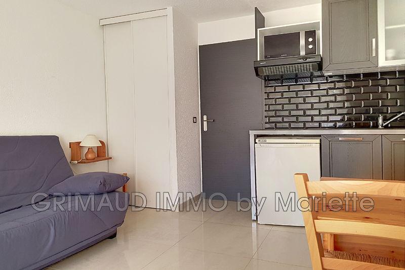 Photo n°2 - Vente Appartement studio Les Issambres 83380 - 116 000 €