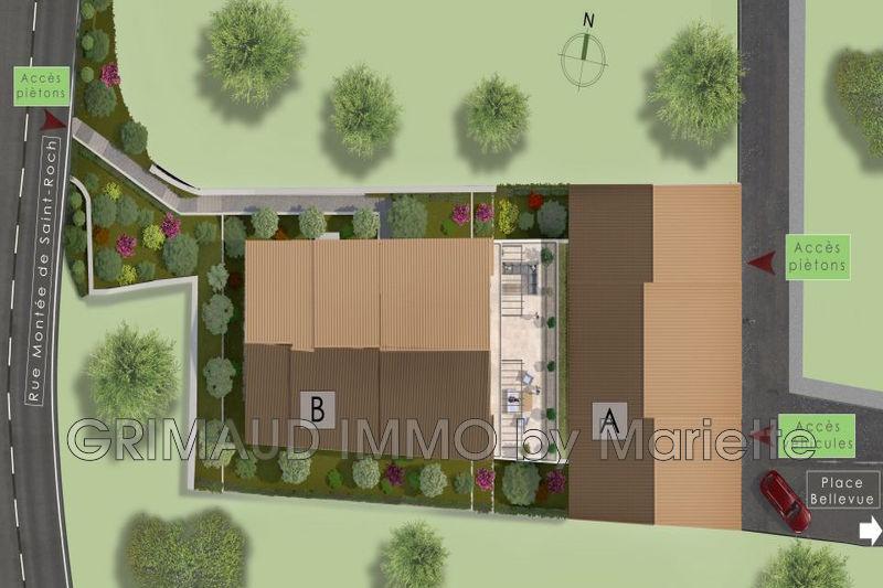 Photo n°2 - Vente appartement Cogolin 83310 - 278 000 €