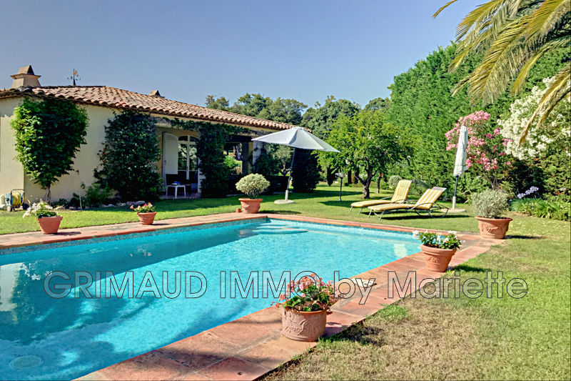 Photo n°5 - Vente Maison villa Grimaud 83310 - 1 895 000 €
