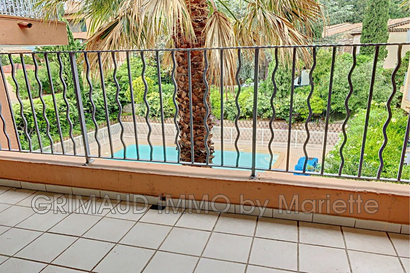 Photo n°1 - Vente appartement Grimaud 83310 - 262 500 €