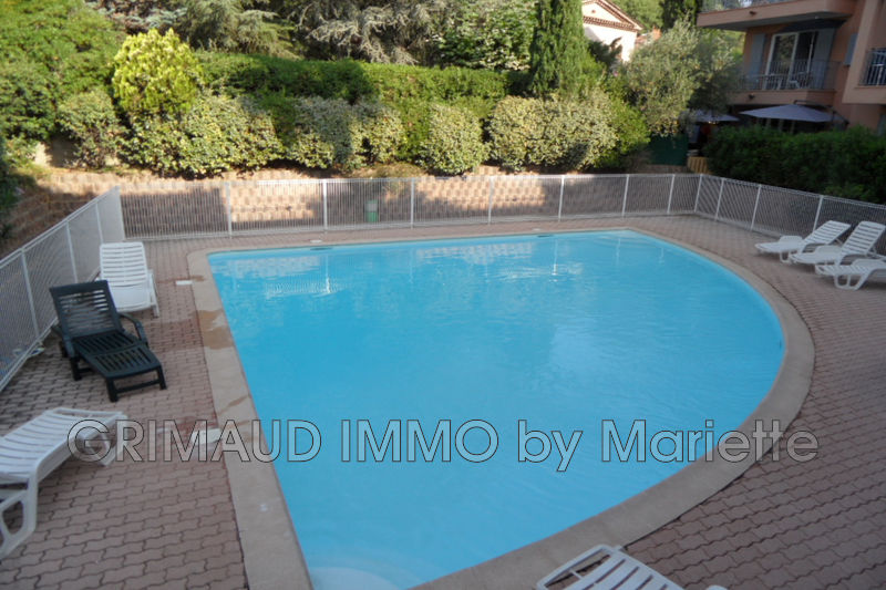 Photo n°1 - Vente appartement Grimaud 83310 - 189 000 €