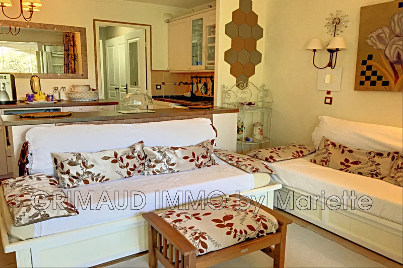 Photo n°4 - Vente appartement Grimaud 83310 - 170 000 €