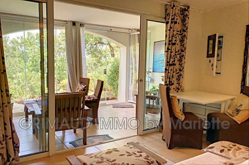 Photo n°2 - Vente appartement Grimaud 83310 - 170 000 €