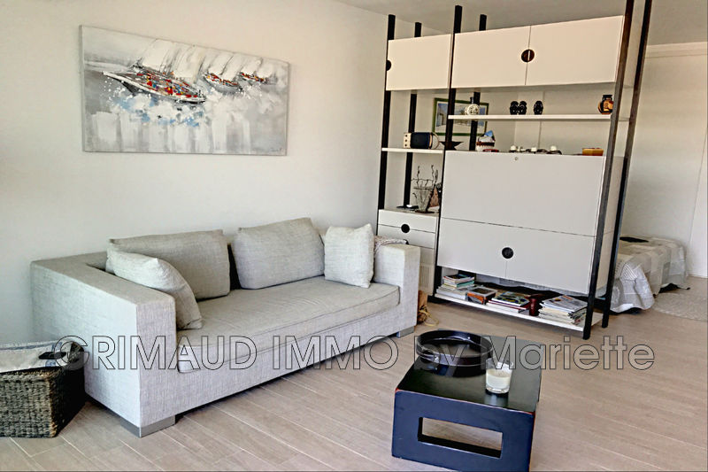Photo n°5 - Vente appartement Marines de cogolin 83310 - 294 000 €